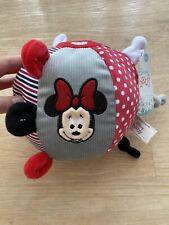 Minnie Maus Softball - Spielball - Greifball mit Rassel von Disney Baby / Simba