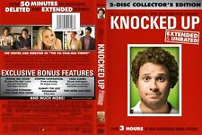Knocked Up - Widescreen - Unrated - 2 Disc - DVD - Seth Rogen