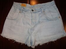 "Vintage ""EDWIN"" destroyed Design Cutoff Jeans Shorts Pants M-L 50/52 W32-34"" VTG"