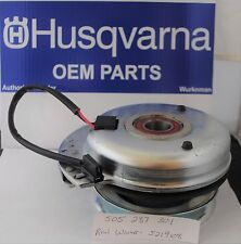 Husqvarna OEM ( Made by Warner ) 505287301 PTO Clutch also for  5219-108 Dixon