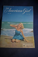 June 1948 American Girl Magazine - Girl Scouts