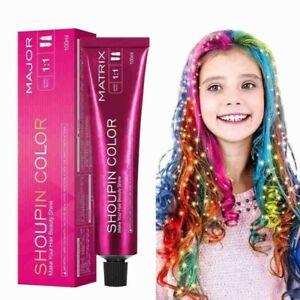 Mermaid Glamup Hair Coloring Shampoo Mildes Haarfärbeshampoo für alle HairBes
