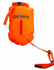 Swim Secure Chillswim Hi Viz Open Water Swimmers Dry Bag Float
