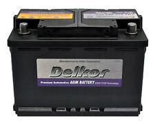 Delkor Battery LN3 - Idle Start/Stop, Ford Ranges, Toytoa Hilux, Audi, BMW
