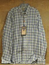 Beretta Mens Button Down Collar Shirts XXXL