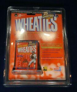 NEW Denver Broncos John Elway 75 Years of Champions Mini Wheaties Box