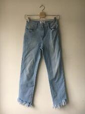 Frame Denim Le High Straight Jeans Size 27