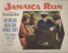 Jamaica Run 11x14 Lobby Card #7