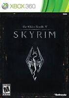 Elder Scrolls V: Skyrim Xbox 360 Game  5