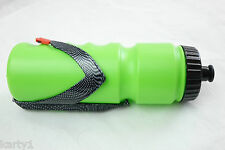 Cycle Water Bottle Cage,Holder,& Sports Drink Bottle racing, mountain bike
