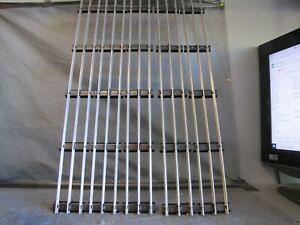 "USA Standard Scale 5 36"" Standard Gauge Track"
