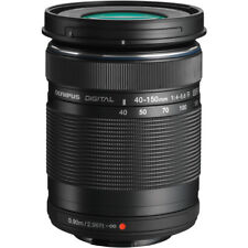 Olympus M.Zuiko Digital ED 40-150mm F4.0-5.6 MSC R Lens - Black