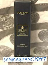 GUERLAIN ORCHIDEE IMPERIALE Exceptional Care THE RICH CLEANSING FOAM 30 ml 1 oz