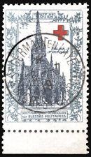 1914-16 Delandre Red Cross - Comite De Rouen Peace Congress canx