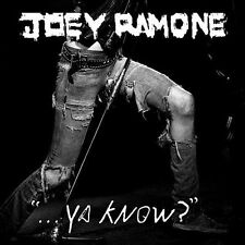 Joey Ramone CD....Ya Know? [Digipak] THE RAMONES