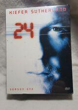 24 Keifer Sutherland Season 1 DVD Set New Sealed 1st Season