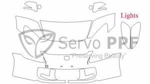 Precut 3M PRO Series Clear Bra Kit for 04-09 Honda S2000 AP2