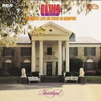Elvis Presley - Recorded Live On Stage In Memphis (Gatefold Sleeve) [4LP Vinyl]