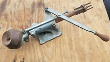 Rare Undrilled 10 12 Atlas Craftsman Metal Lathe Tailstock Turret Assembly