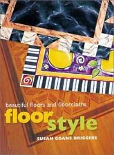 Floor Decor: Decorating Techniques for Beautiful Floors and-ExLibrary