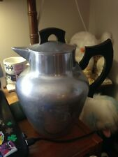 Vintage 1930s Chicago Super Maid Beverage Urn Coffee Tea Cocoa Hot Cold Pot