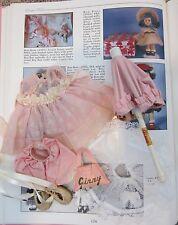 Vintage Vogue Ginny Doll~TAGGED PINK DRESS,SHOES & PARASOL~BON BON~#582~1955~EVC