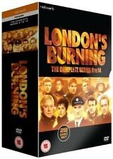 LONDON'S BURNING -The Complete Series 8-14      New & Sealed    Fast Post