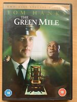 The Green Mile DVD 1999 Stephen King Prison Film Classic 2-Disc Special Edition
