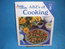 Family Circle ABZ's of Cooking Volume 3 Cabbage to Cloves