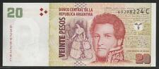 Argentina P-355 20 Pesos ND Series C Unc