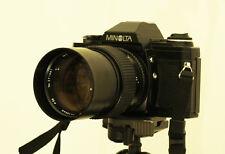 Obiettivo SUN 135mm f 2.5 MC attacco Minolta MC/MD