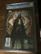 NEW AVENGERS #52 CGC 9.8 MARVEL 6/09 BILLY TAN COVER, DR STRANGE, WICCAN