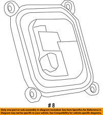 68138776AA Chrysler Module hid ballast 68138776AA