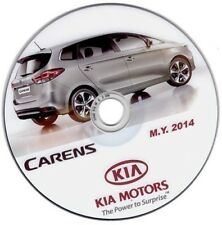 Kia Carens (M.a.n.Y 2014 manual de taller workshop manual