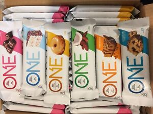 99 Bars - Oh Yeah! One 20g Protein Bar - 6 Varieties - See Listing