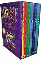 The Worst Witch Collection 7 Books Set Jill Murphy Pack, Murphy, Jill, New Book
