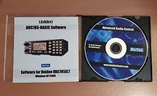Software Uniden UBC785XLT Scanner ARC785 Basic Software Advanced Radio Control