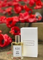⭐️ KDJ INSPIRED OUD WOOD ⭐️ 50ml ⭐️ Alternative ⭐️ Perfume ⭐️