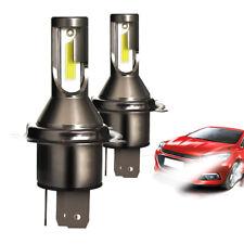 2Pcs/Set H4 LED Bulbs Bi-Xenon Hi/Lo 110W 26000LM Headlight Conversion Kit Lamp