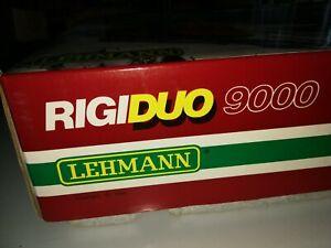 LGB RIGI Duo 9000 in OVP guter Zustand