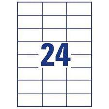 Nouveau 24 étiquettes par Page, 300 feuilles 63.5 x 33.9 cm autocollant FBA L7159 J8159 Office