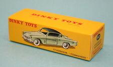 Boite neuve pour Dinky Toys Studebaker Commander (24Y)