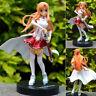 Asuna Sword Art Online Premium Item 16cm PVC Anime Figur Figuren