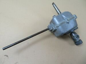 Pollard No. 1 Auto Reverse Tapper Tapping Head 2 1/2 to 7mm Capacity VGC