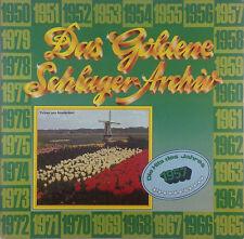 """12"""" LP - Various - Das Goldene Schlager-Archiv - Hits Des Jahres 1957 - k3028"""