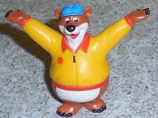 McDonalds Kissyfur Gus the Big Bear Figure 1987