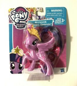 "My Little Pony Friendship is Magic Princess Twilight Sparkle 3"" Figure 2016 New"