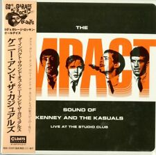 KENNY AND THE KASUALS-THE IMPACT SOUND OF...-JAPAN MINI LP CD BONUS TRACK C94