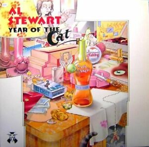 Al Stewart (LP) Year of the cat (1976)