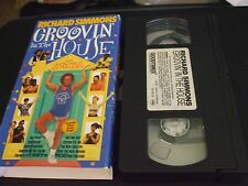 Groovin' in the House with Richard Simmons (VHS, 1998)